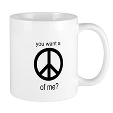 Peace by Piece Mug