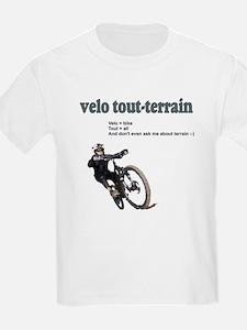 Velo Tout-Terrain T-Shirt