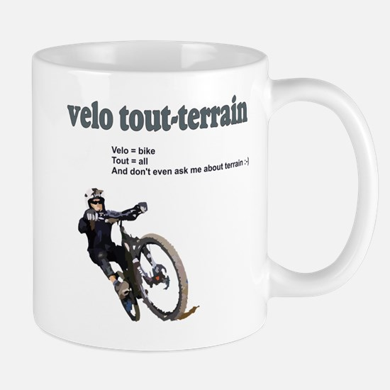 Velo Tout-Terrain Mug