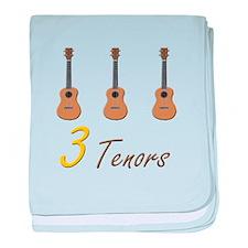 tenor ukulele baby blanket