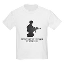 No Libs In Foxholes T-Shirt
