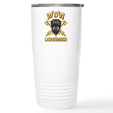WoW Latam Travel Mug