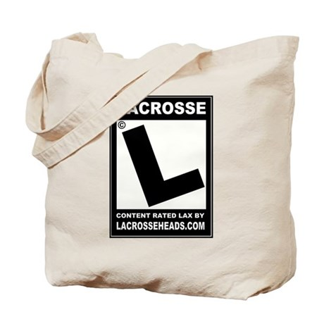 Lacrosse Rated Tote Bag