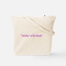 Mother/Bride Tote Bag