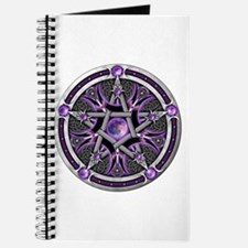 Pentacle of the Purple Moon Journal