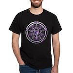 Pentacle of the Purple Moon Dark T-Shirt