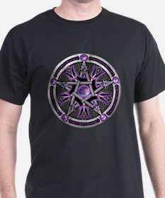 Pentacle of the Purple Moon T-Shirt