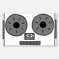 Boombox Decal