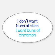 Cinnamon Buns Decal