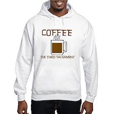 Coffee: The 3rd Sacrament Hoodie