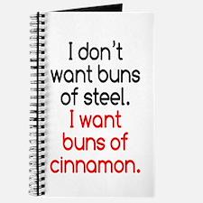 Cinnamon Buns Journal