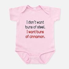 Cinnamon Buns Infant Bodysuit