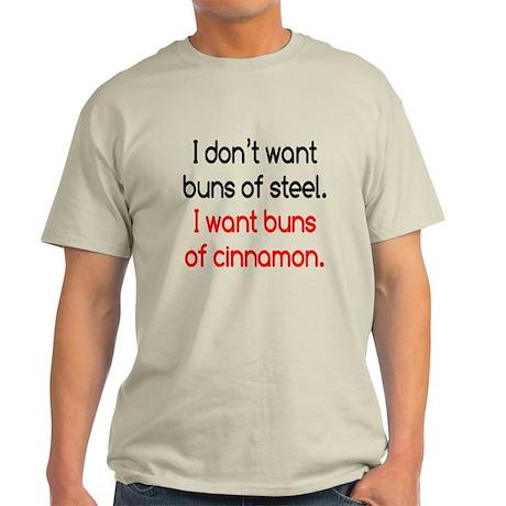Cinnamon Buns Light T-Shirt