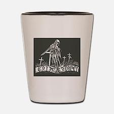 The Grim Reaper Shot Glass