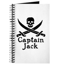Captain Jack Journal