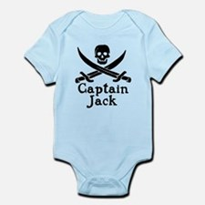 Captain Jack Infant Bodysuit