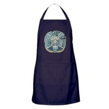 Tune In, Turn On, Drop Out Apron (dark)
