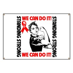Blood Cancer We Can Do It Banner
