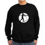 Baseball Hitter Sweatshirt (dark)