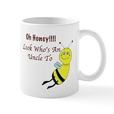 Honey Uncle To Bee Mug
