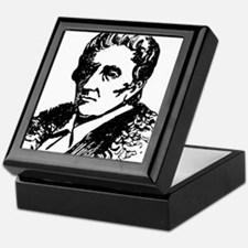 Daniel Boone Keepsake Box