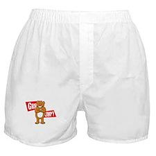Grumpy Bear Boxer Shorts