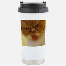 """Tongue's Stuck"" Travel Mug"