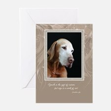 Hungarian Vizsla 10-Pack GC006 (quote)