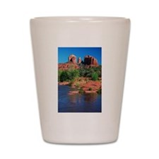 Cathedral Rock, Sedona Shot Glass