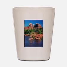 Cathedral Rock, Sedona Shot Glass