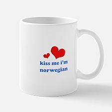 Cute I love norway Mug