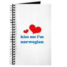 Cute I love norwegian boys Journal