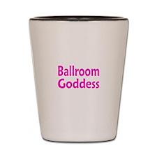 Unique Ballroom dance Shot Glass