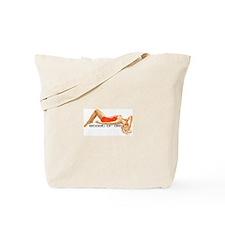 Cute Vintage vespa Tote Bag