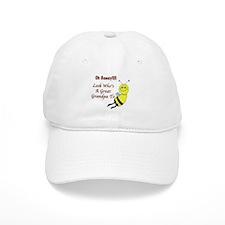 Honey Great Grandpa To Bee Baseball Cap