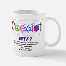 HOW?? Mug