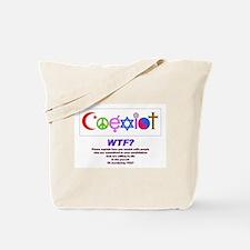 HOW?? Tote Bag