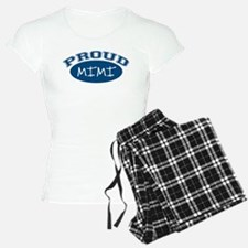 Proud Mimi (blue) Pajamas
