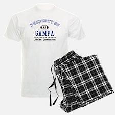 Property of Gampa pajamas