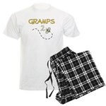 Gramps to Be (Bee) Men's Light Pajamas