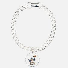 Maryland Penguin Bracelet