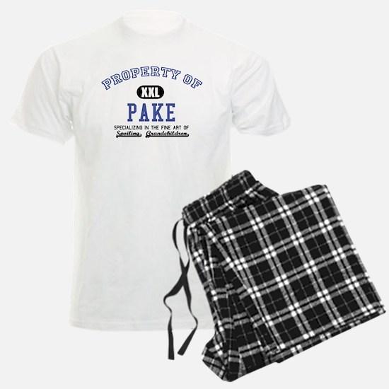 Property of Pake pajamas