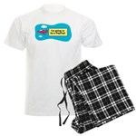 I'm Going to be a PapPap! Men's Light Pajamas