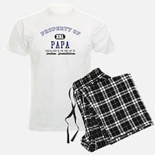 Property of Papa pajamas