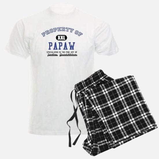 Property of Papaw pajamas