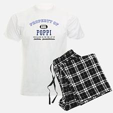 Property of Poppi pajamas