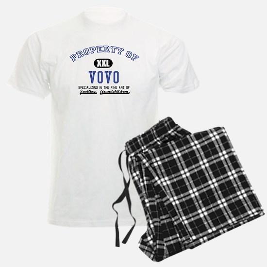 Property of VoVo pajamas