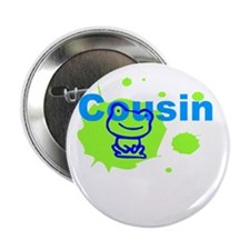 "Cousin Gift 2.25"" Button"