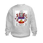 Righetti Family Crest  Kids Sweatshirt