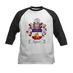 Righetti Family Crest  Kids Baseball Jersey